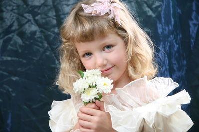 Ребенка светлые волосы фото