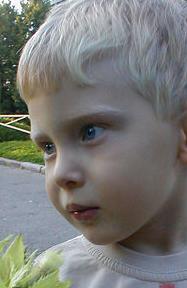 Сашуля Ганин