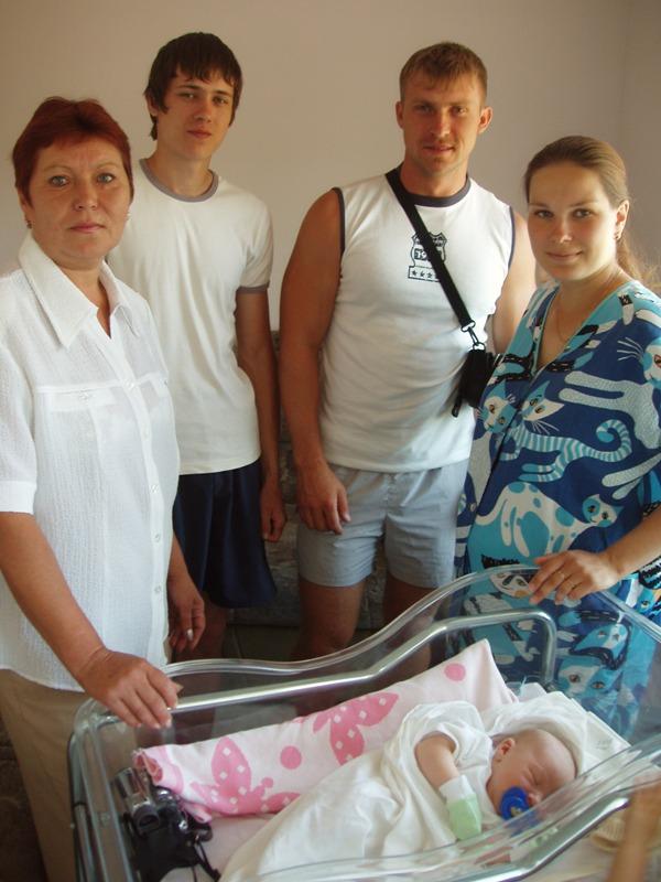 гости в больнице