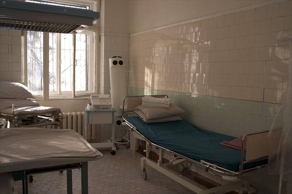индивидуальный родильный зал в 18 роддоме