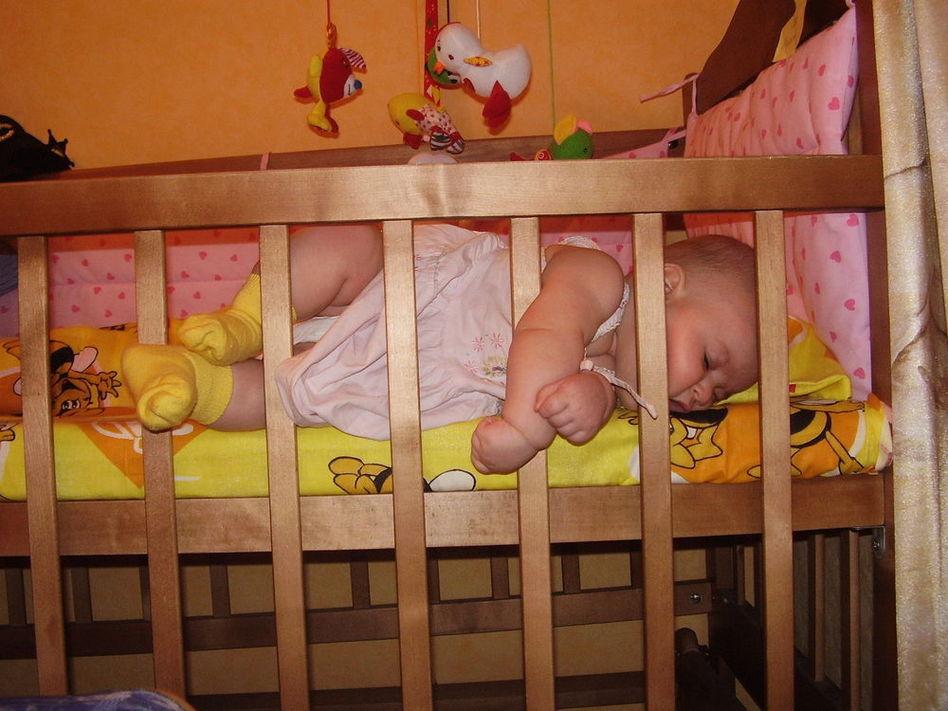так мы спим