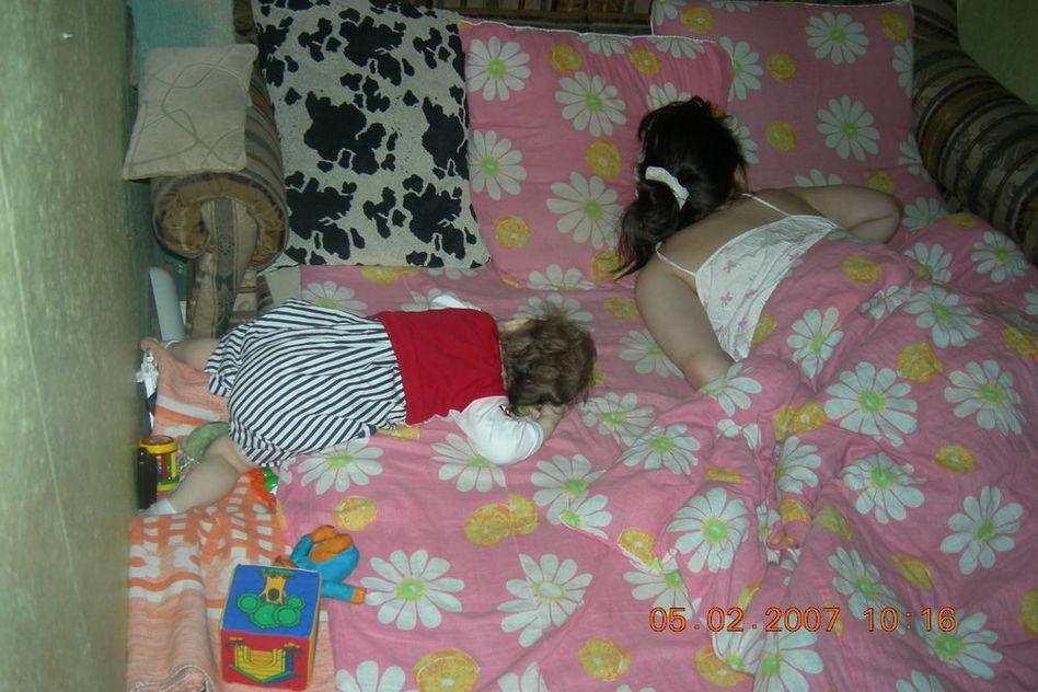 Мамки спят видео прелесть!!!!!!!!!!!!)