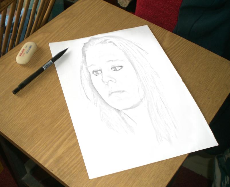 Как сделать с фото рисунок карандашом онлайн бесплатно