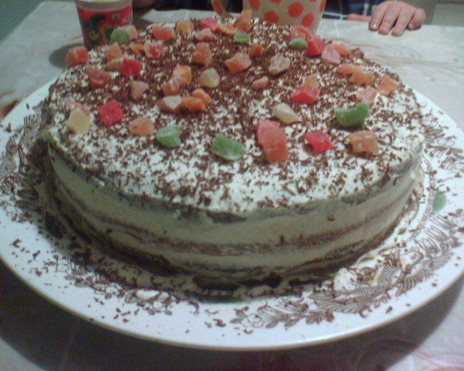 Вкусный и недорогой торт рецепт с фото