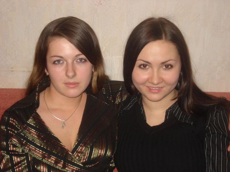 Я с моей двоюродной сестренкой - Аленкой