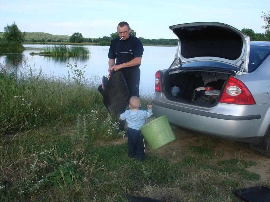 рыбалка в подмосковье с подъездом на авто