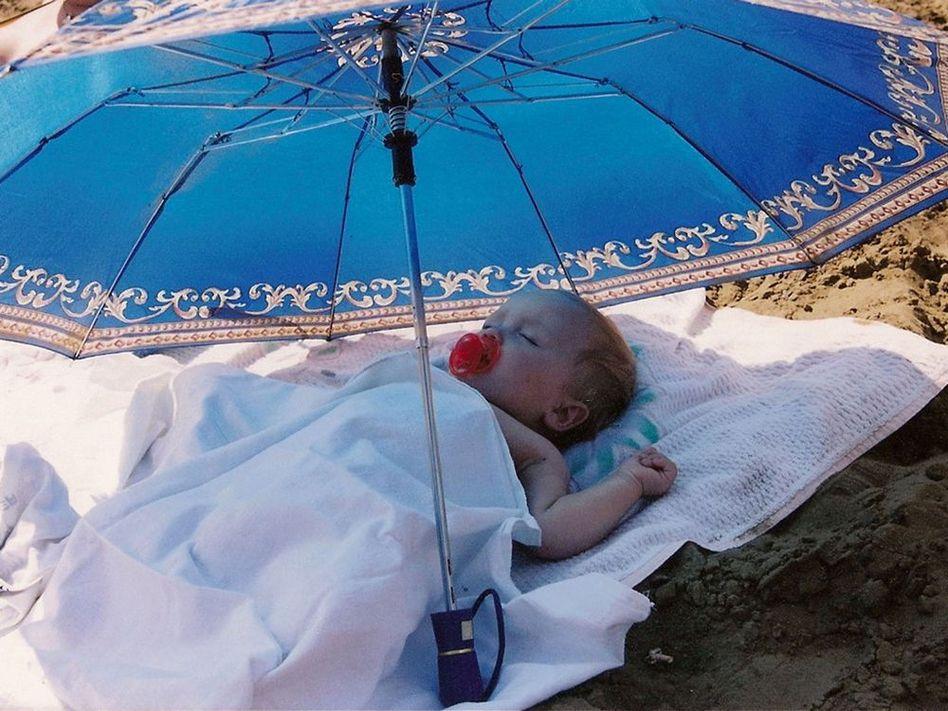 Пляжный сон