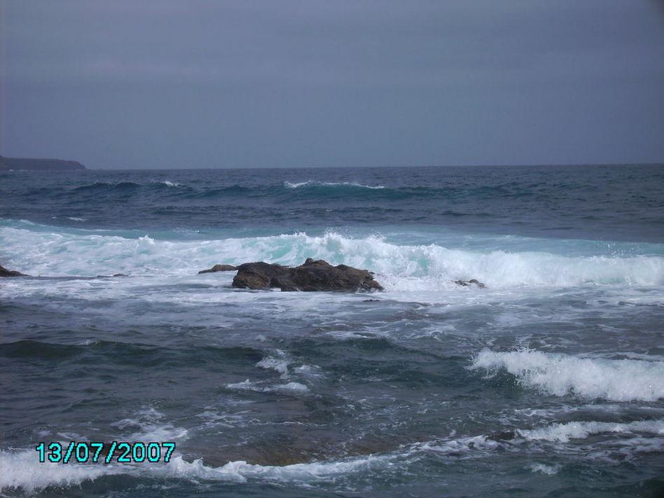 Море, Канары 2007