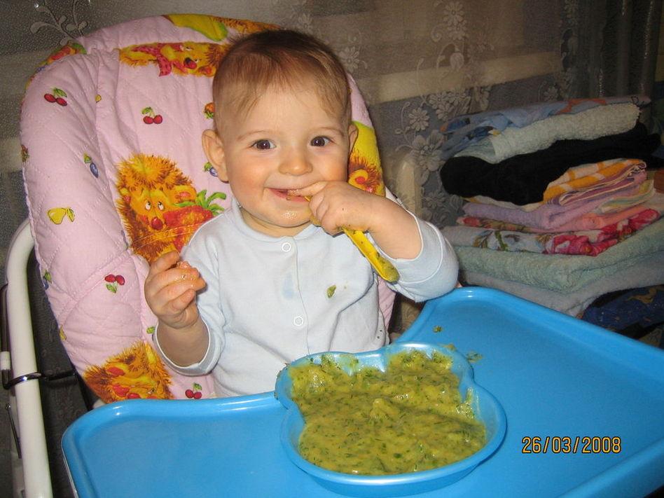 Из чего приготовить суп 6 месячному ребенку