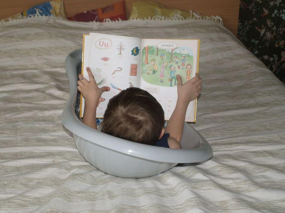 Так мы учимся читать