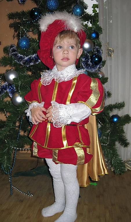Фото новогодний костюм своими руками