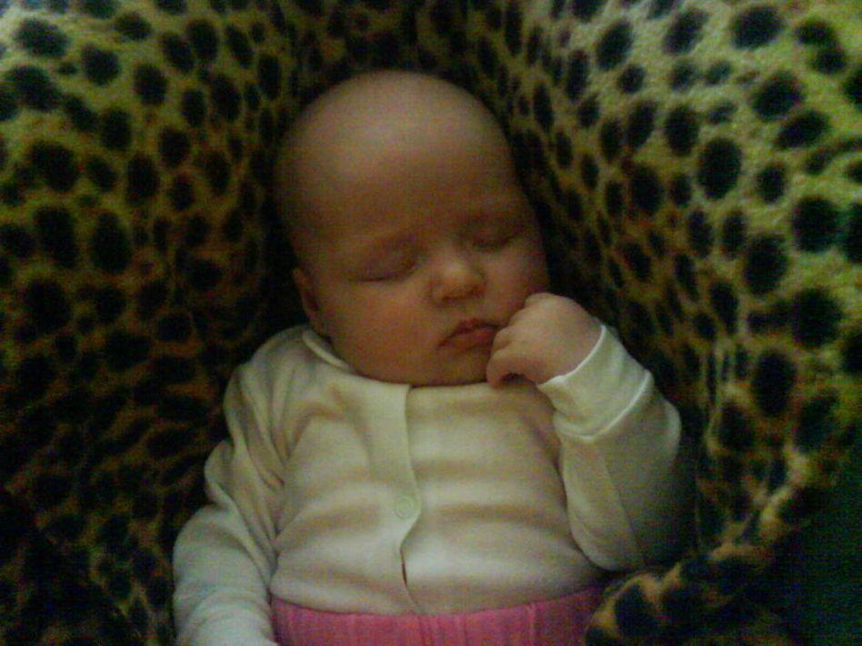 Я даже когда сплю деловая!