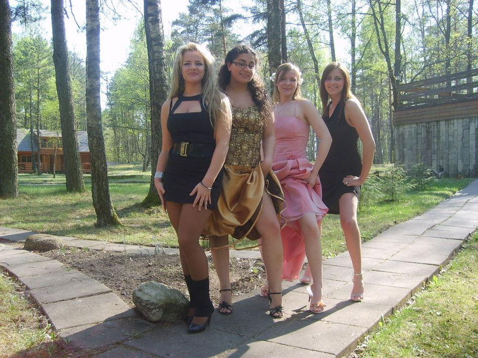 Девушки красавицы!