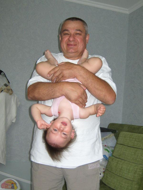 Мир наоборот с дедом 1 год 1 месяц и 30 дней