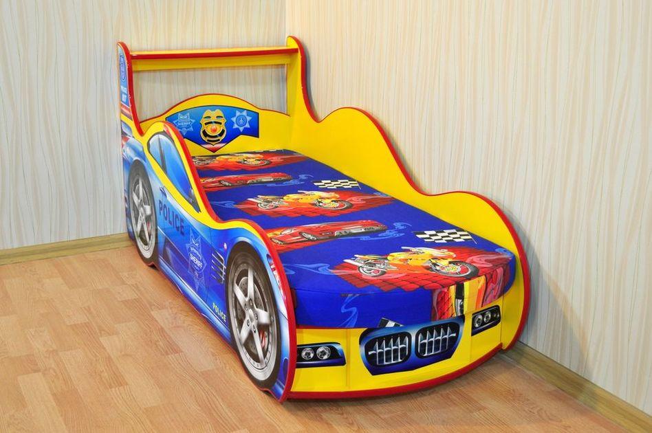 Кровати машинки для мальчиков своими руками