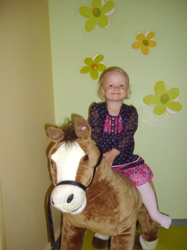 Я на лошадке