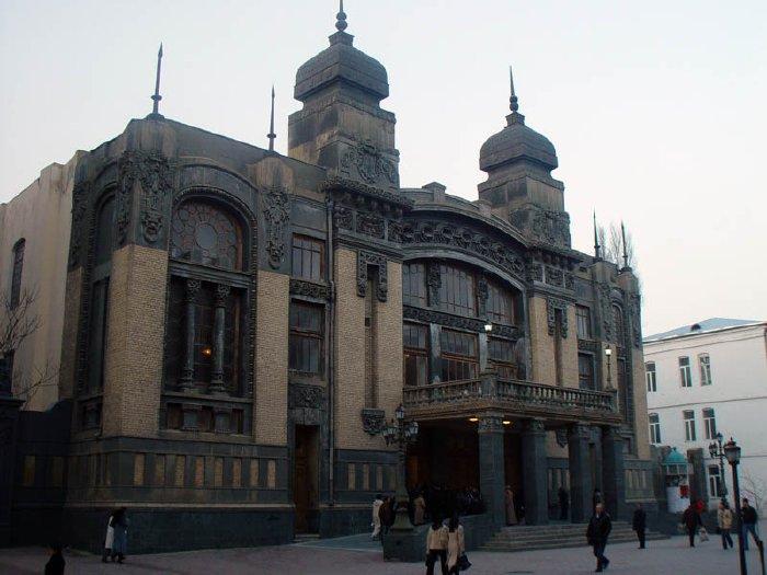 Мой город-опера