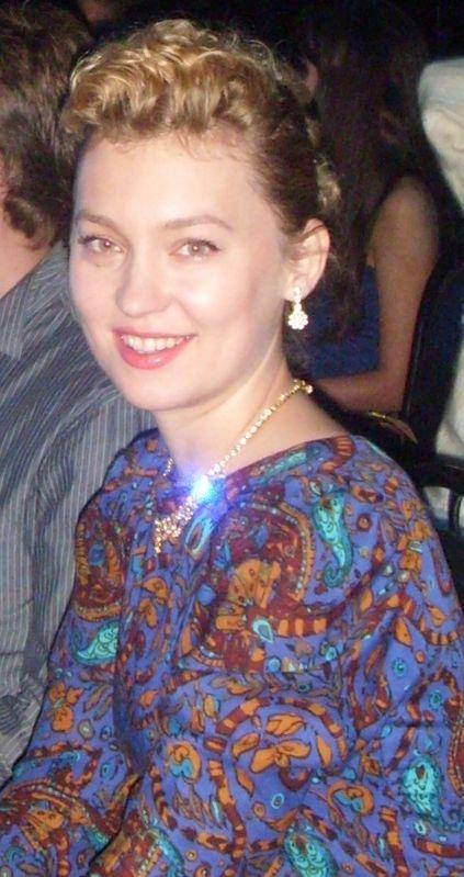Анастасия Унпелева