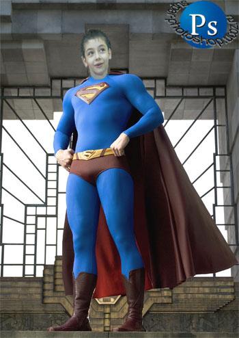 я супермен