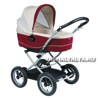Детская люлька Peg-Perego Navetta XL Red Step (Пег-Перего Наветта.