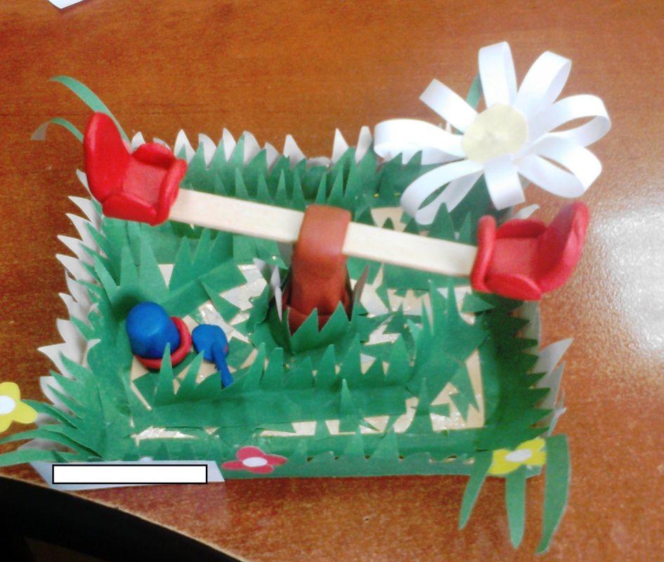 Поделки на тему мой любимый детский сад фото