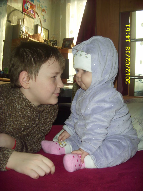 Дарья и Вадим