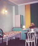 Городская клиническая больница №7. Послеродовая палата.
