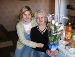 Я  и моя мама!!!Мама в этот день 50 лет!!!