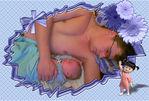 Спят мои мужички!