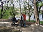 В парке Лефортово