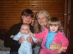 artistka и Райская со своими малышами