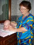Бабушка в няньках)