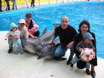 А дельфинов я боюсь