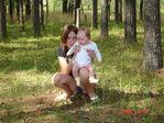 Сашенька с сестрой Юлей