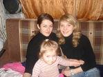 Мама , тетя и Полюся