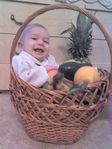 корзина фруктов!