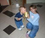 Чей банан вкуснее!? :)))