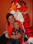 s tigrom