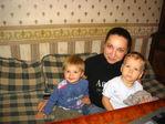 А вот и я с пацанами))))