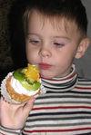Полюбил сладкое