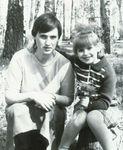 Катюшенька с мамой