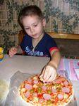 Вовина пицца :-)