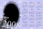 новогодний календарик