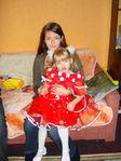 С мамой в день рождения