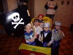 Праздник пиратов в честь дня рождения Адама!