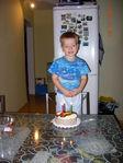 Саша в день рождения