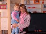 Мама с дочей