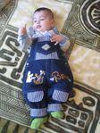 Классныке штаны от бабушки на полгодика