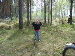 9 Мая,в лесу