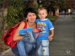 Мама с сынулькой